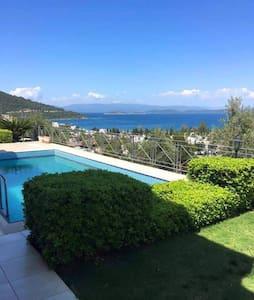 Oceanview Villa - Бодрум - Дом