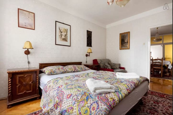 Chainbridge Room - Boedapest - Appartement