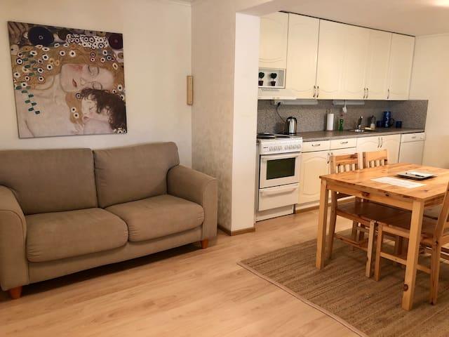 Lappeenrannan Taipalsaari House for 2-4 guests