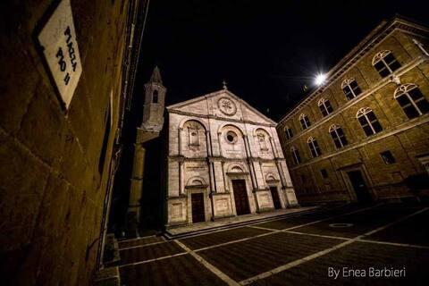 Comfortable and quiet in Pienza