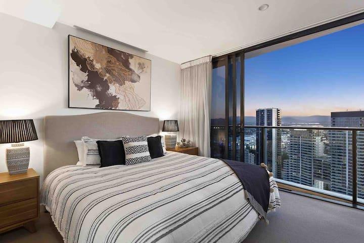 Gorgeous Master King Bedroom
