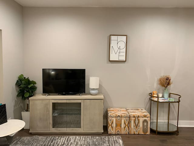 Chic & Modern Mayberry Plaza townhome
