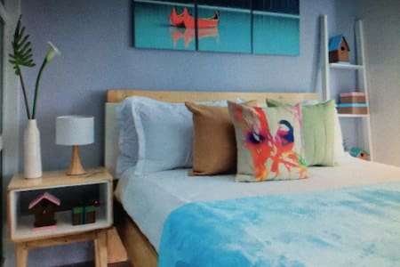 Cozy 1BR with WIFI & Netflix at CANOPY Tagaytay