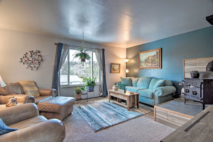 Kittredge Condo w/Deck by Red Rocks+Hiking+Skiing