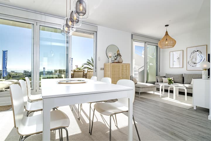 LEM2- Brand new apartment in a quiet location