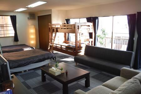 Room 603 Oomiya - Great Osaka Atmosphere - Asahi-ku, Ōsaka-shi - Wohnung