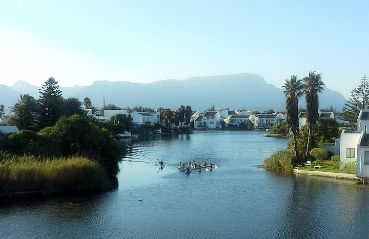 Patmos Self-catering Villa. Luxury on water!