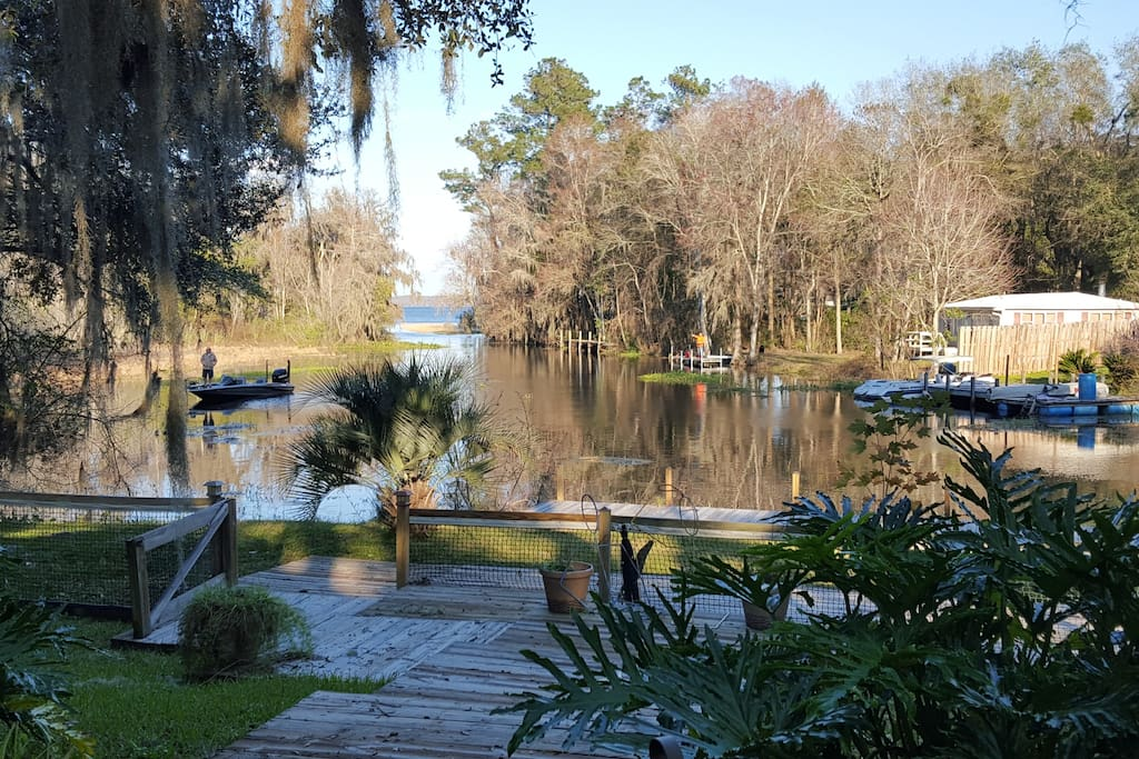 Tranquility Bay Lake Santa Fe House Houses For Rent In