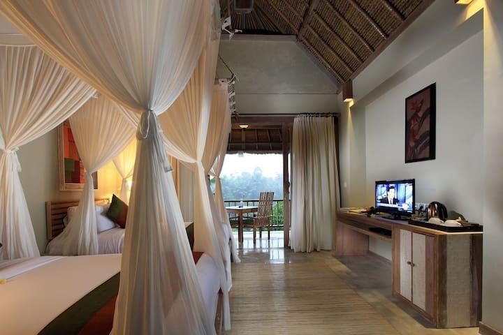 Delux Room - Abiansemal - Villa