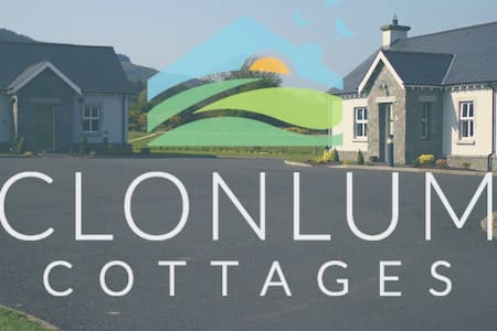 Clonlum Holiday Cottage B, Stunning Location