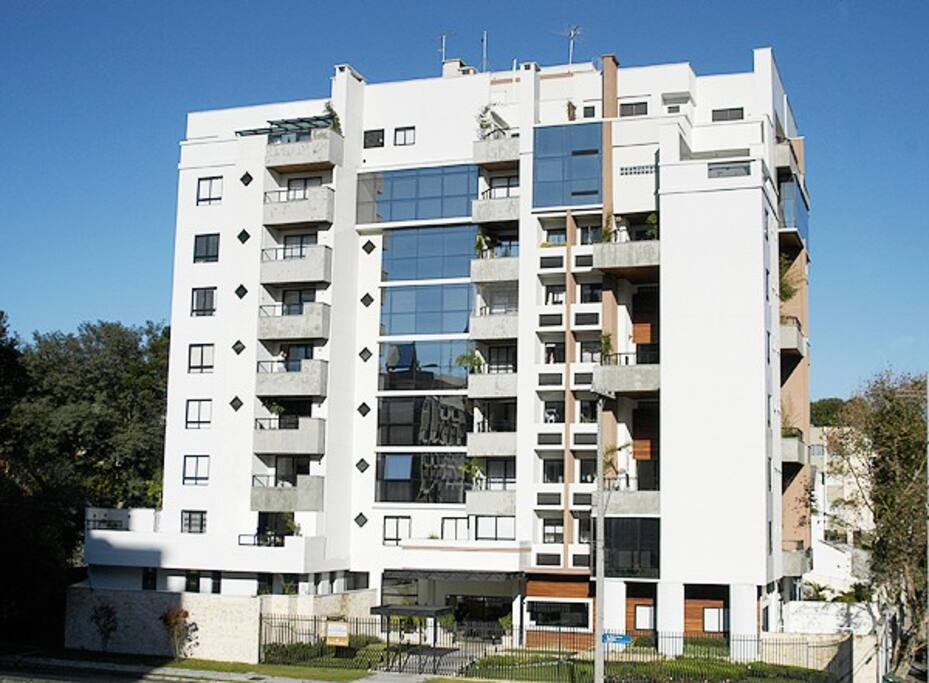 Edifício em Curitiba