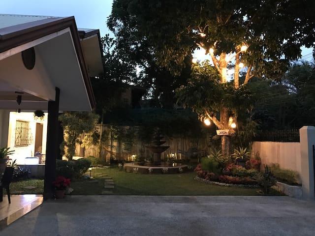 Serene Tagaytay Home - Alfonso - Casa