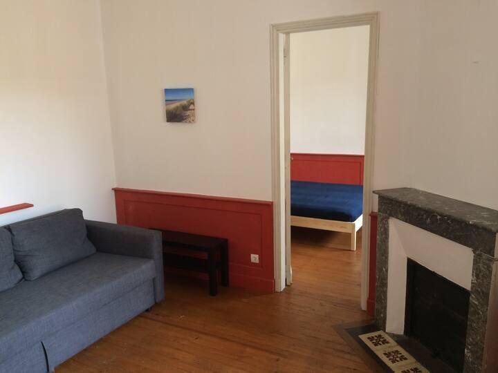 Arcachon - Maison (2 lits) : centre-ville et plage