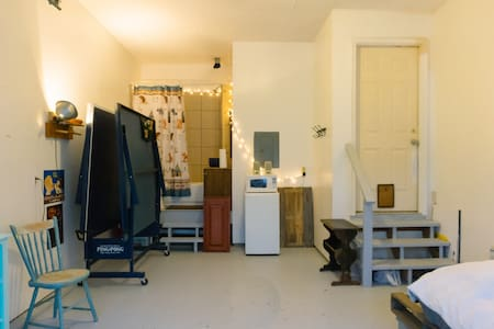 Garage Apartment with Full Bathroom - Murfreesboro - Casa