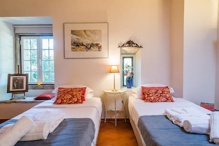 """The Artist Room""