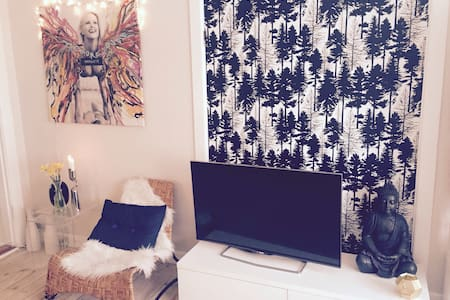 Cosy flat in the heart of Valby - Copenaghen