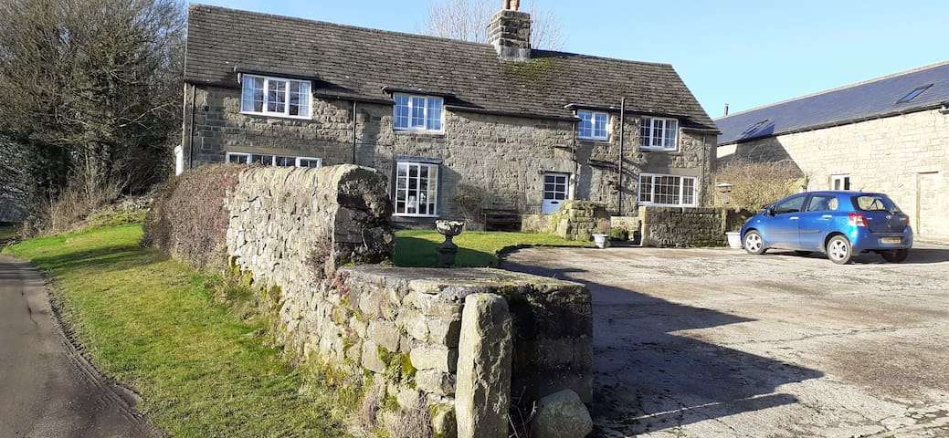 Double room with breakfast in character farmhouse