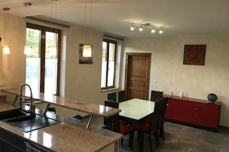 Appartement moderne et tout confort