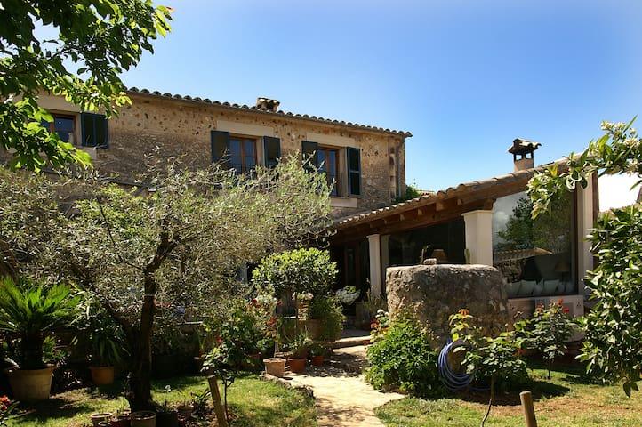 Villa en zona de viñedos - Biniali - วิลล่า