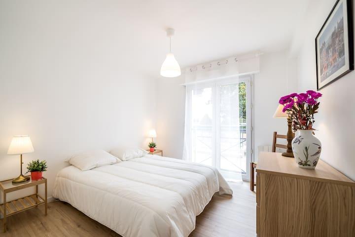CENTRE HISTORIQUE VANNES- 80m² résidence Standing - Vannes - Apartament
