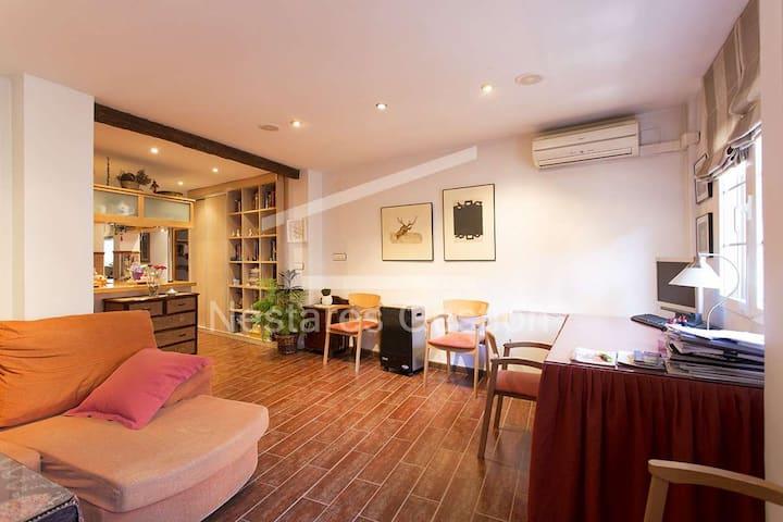 Habitación Individual Centro Granada. Wifi+Heating