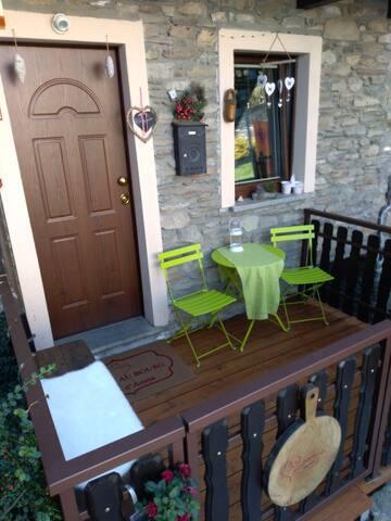 Casa Vacanze a Sarre, 5 minuti da Aosta