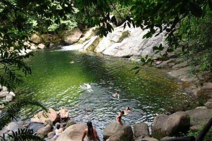Cachoeiras da Juréia