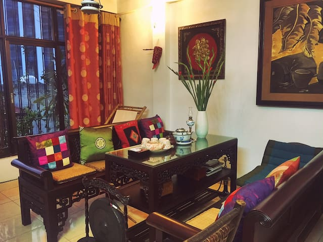 Homestay Fifth Floor Apartment