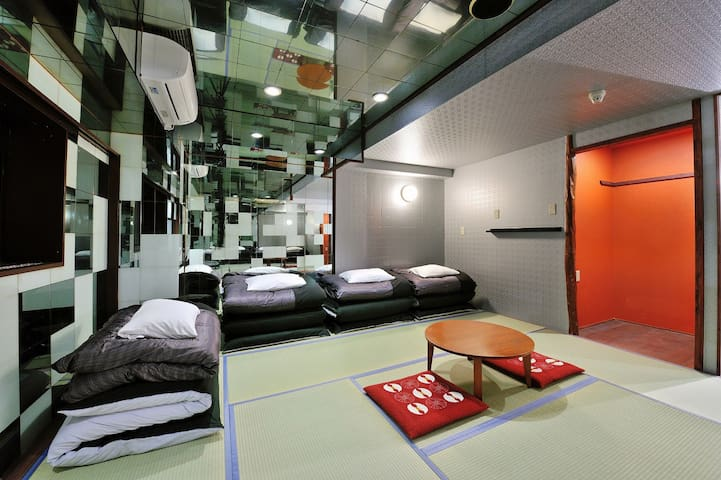 UNIQUE STAY/ASAKUSA RENOVATED LOVE HOTEL/SP4