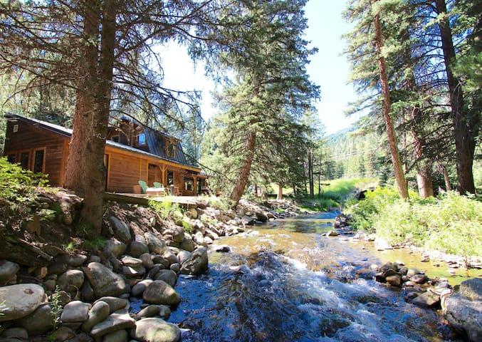 Big Sky River Cabin - Big Sky - Huis