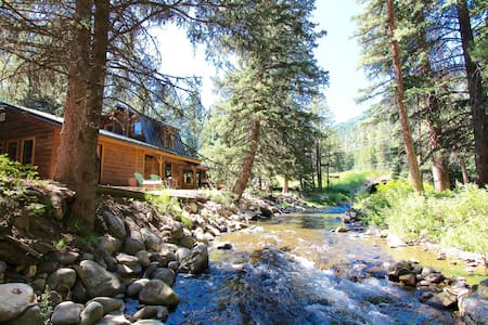 Big Sky River Cabin - Big Sky - Casa