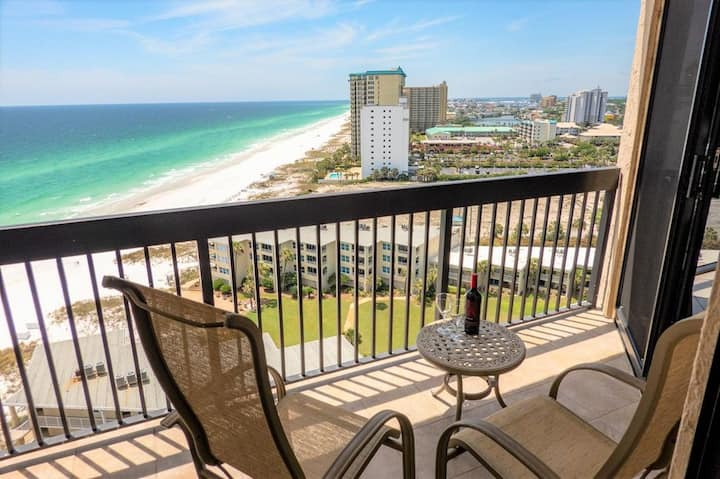 1714 Sun Destin Amazing View of the Gulf