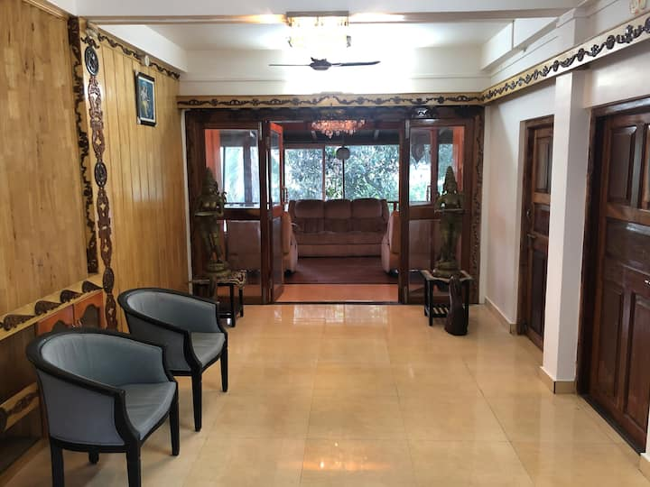 Rest Nest Farm Hill Villa- Entire Floor- 2BHK Flat