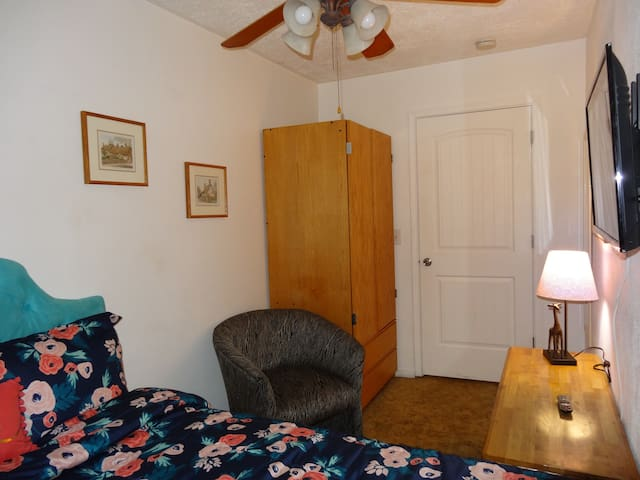 Cozy Room Too, perfect for short or long stay.
