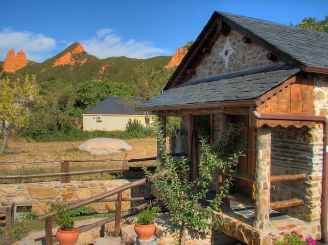 Cabaña Rural en Las Médulas - León - Stuga