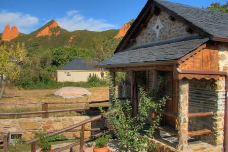 Cabaña Rural en Las Médulas - León - Mökki