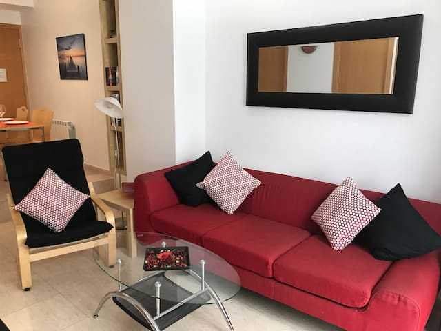 Beautiful apartment in the center of Sitges. - Sitges - Apartamento
