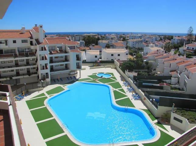 Appartement  accueillant avec piscine