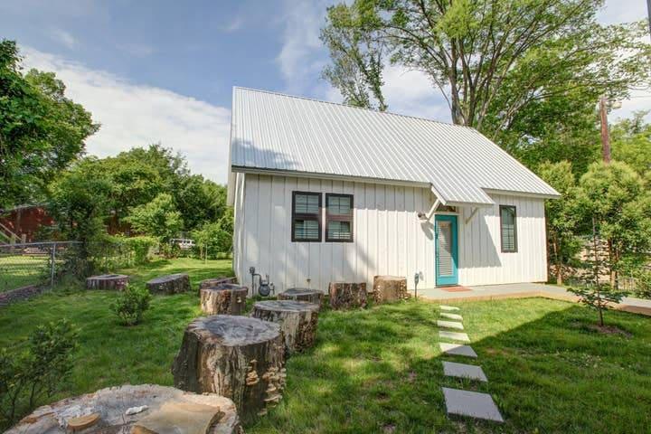 Unique Tiny Farmhouse with Loft—Walk to Light Rail