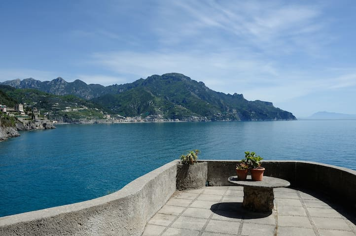 AMALFI Colorful AMALFI COAST view - Ravello - Apartment