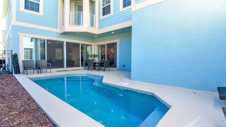 Reunion Resort- Luxe Modern Pool Villa