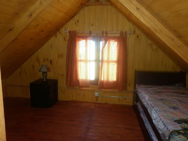 Dormitorio entrepiso