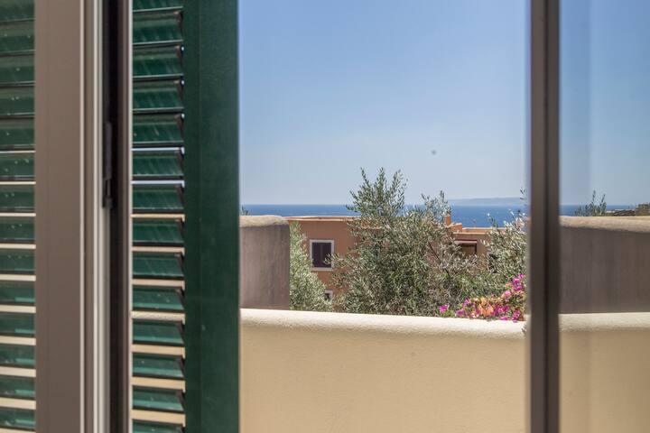 Villetta Euterpe vista mare Santa Cesarea Terme