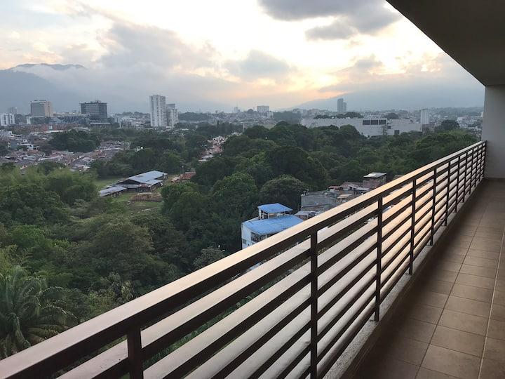 Hermosa vista y tranquilidad !!