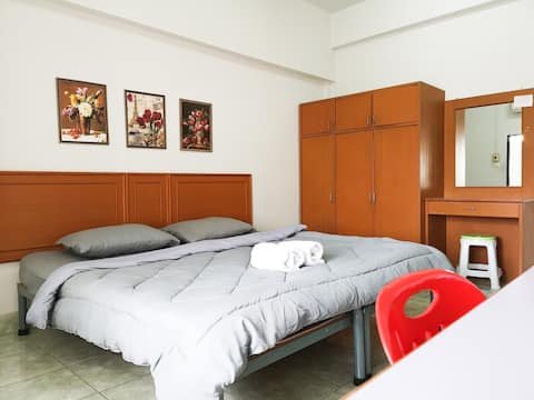 Tantawan Apt near Rajabhat Uni and Shopping Malls