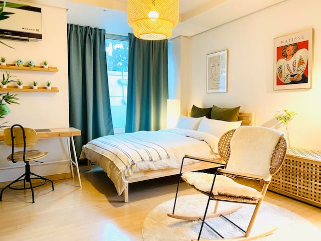 2020 open! Premium Cozy House in Gangnam. #강남역 #5분