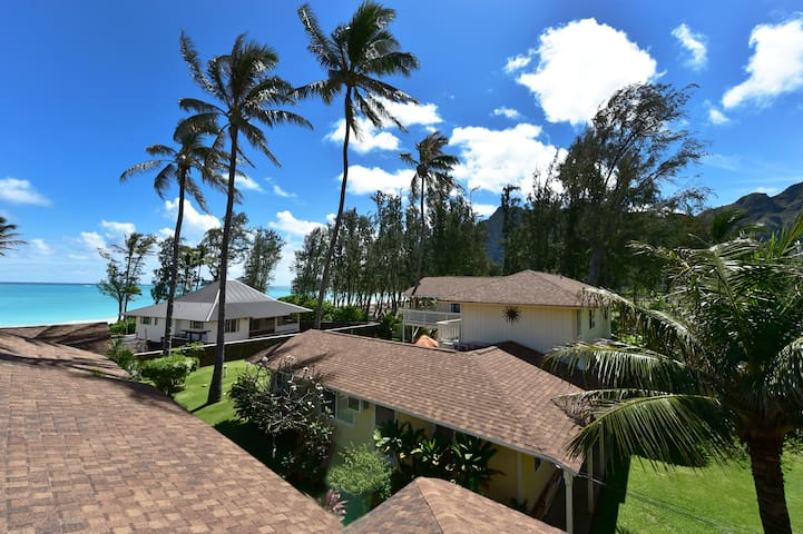 Waimanalo Beach Cottages 9 Cottages Sleeps 24