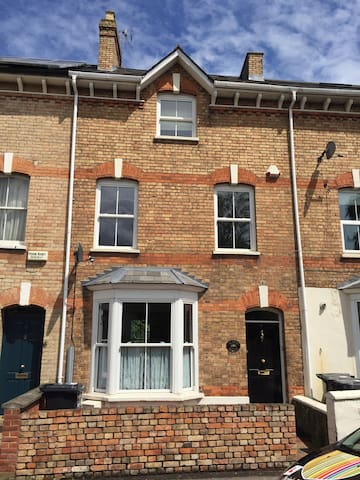 Large Room in Beautiful Victorian Townhouse - Taunton - Townhouse