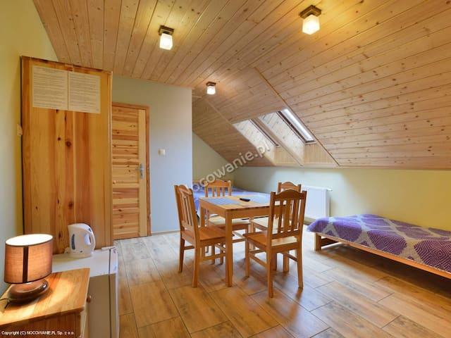 Agroturystyka Katarzyna - Studio z balkonem