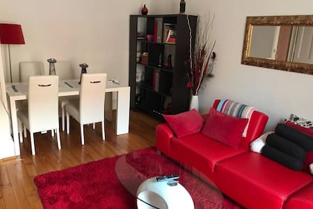 Charmant appart au centre ville - Lausanne - Apartment